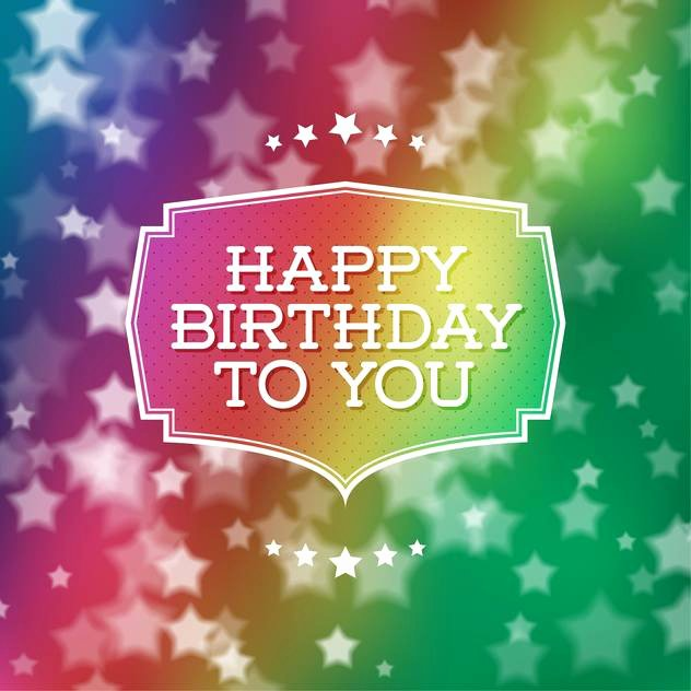 Birthday Posters Free Download Awesome Happy Birthday Poster Background Free Vector Download
