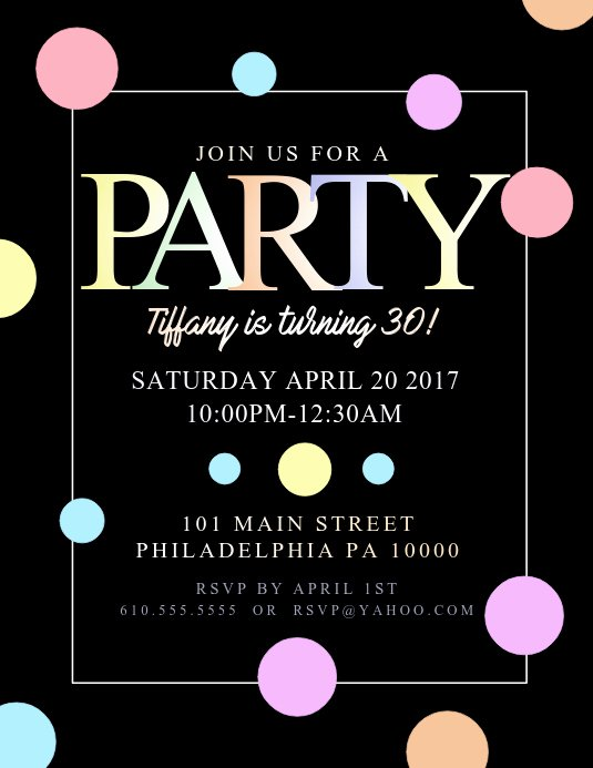 Birthday Posters Free Download Luxury Customize 4 900 Birthday Templates