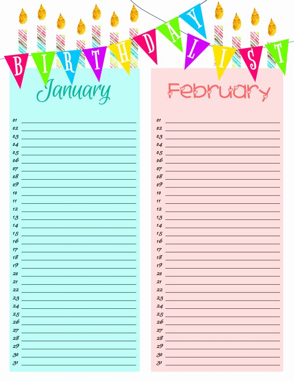 Birthday Wish List Template Beautiful Best S Of Create A Birthday List Birthday Wish List Printable Birthday Wish List