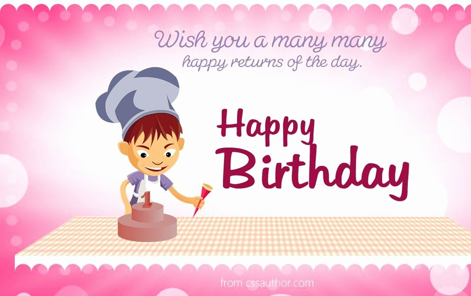 Birthday Wish List Template Best Of Happy Birthday Greetings Card Template Psd