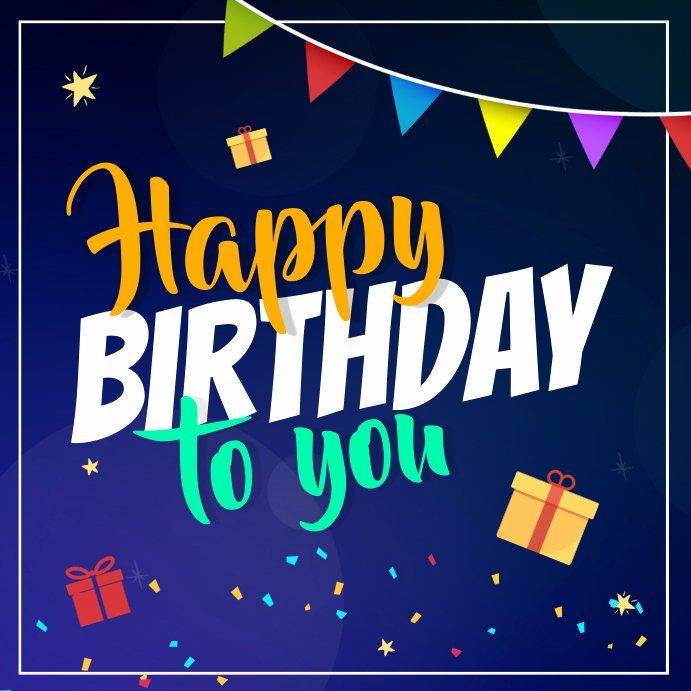 Birthday Wish List Template New Copy Of Birthday Wish Instagram Post Template