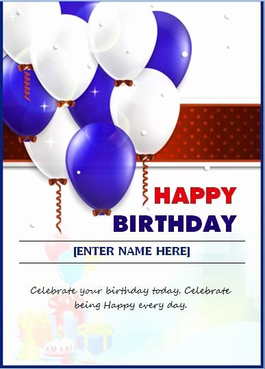 Birthday Wish List Template Unique Happy Birthday Wishing Card Download at Birthday Wishing