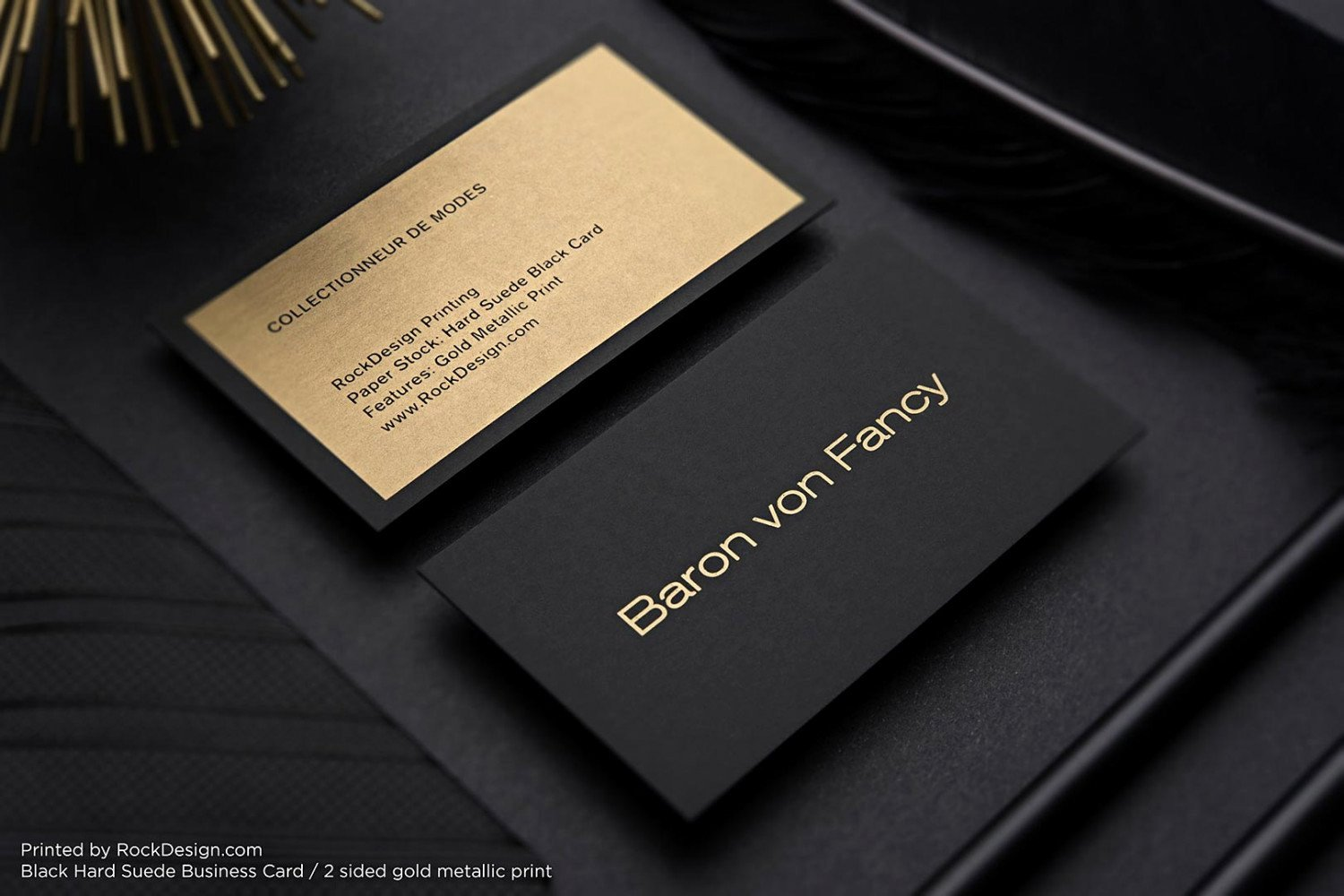 Black and Gold Business Cards New Over 100 Free Online Luxury Business Card Templates