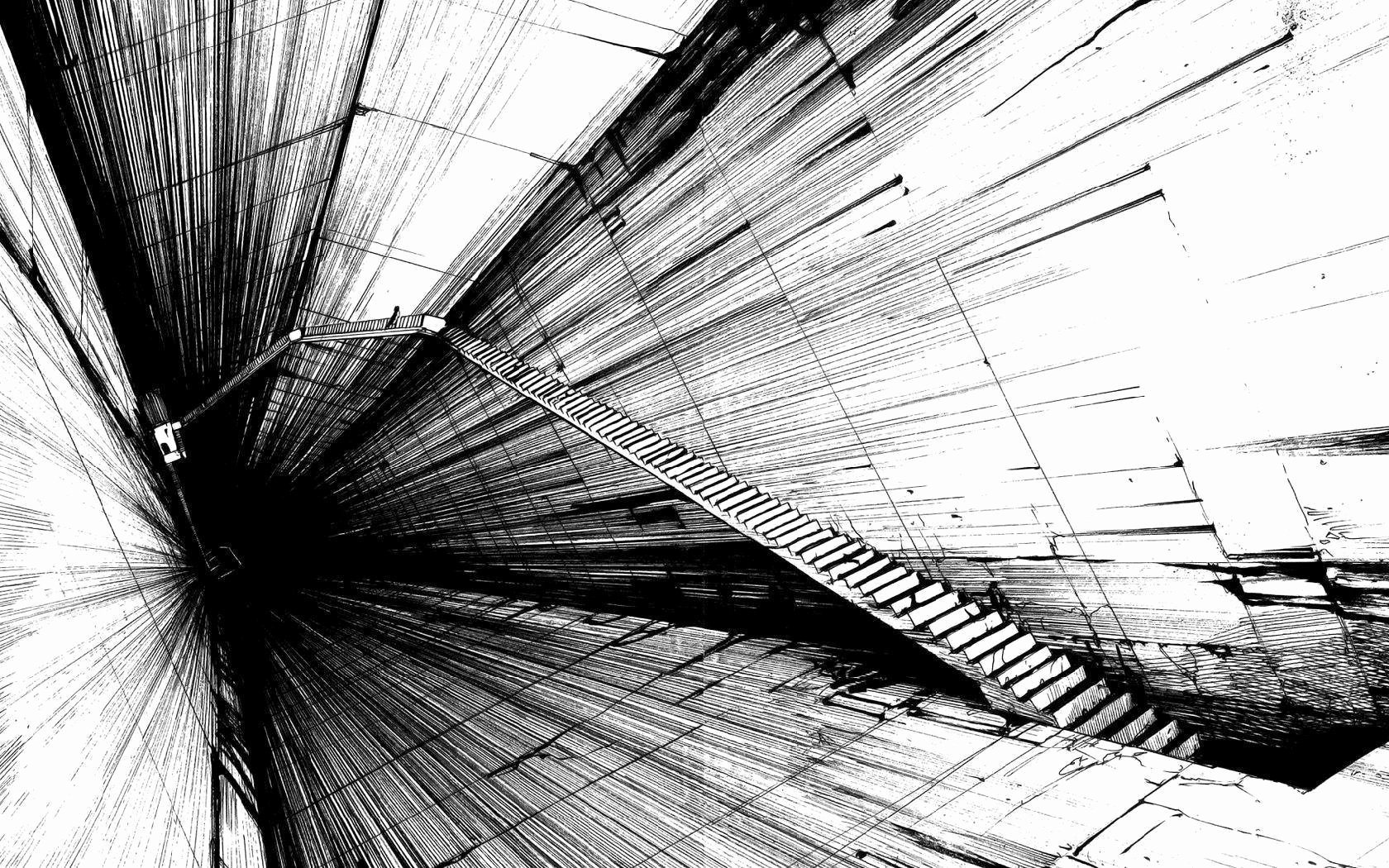 Black and White Abstract Artwork Lovely Black and White Abstract Wallpapers Wallpaper Cave