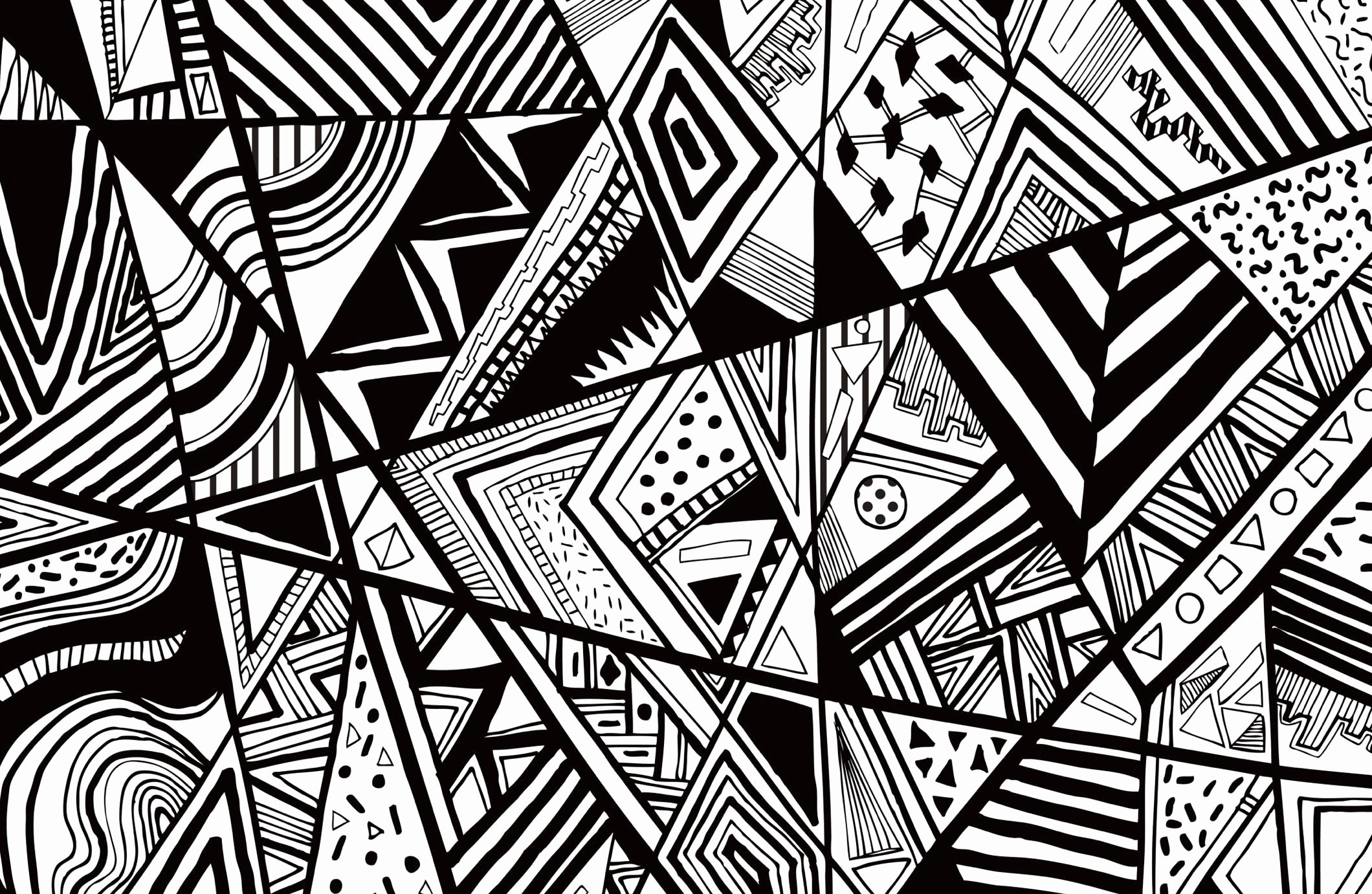 Black and White Abstract Artwork New Black and White Abstract Wallpaper ·① Wallpapertag