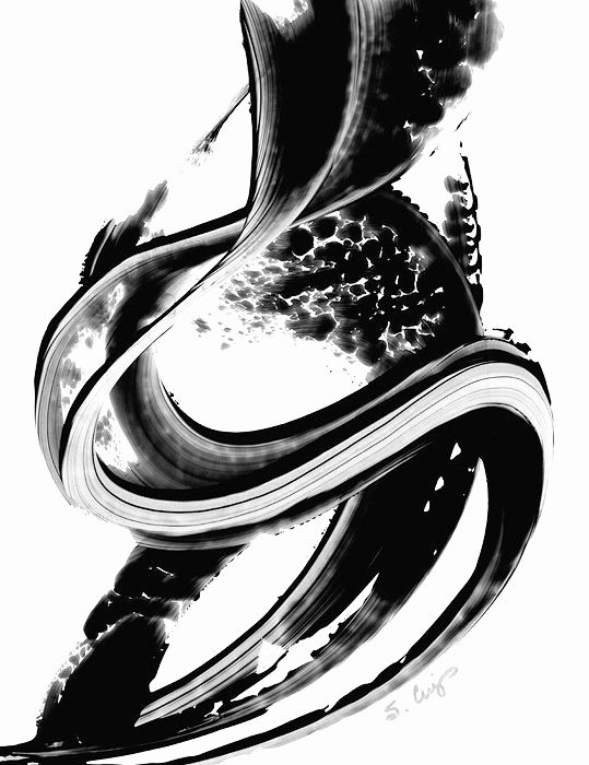 Black and White Abstract Painting Awesome 55 Best Black Magic High Contrast Uniquely Textured Art Images On Pinterest