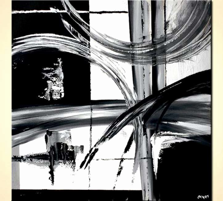 Black and White Abstract Painting Best Of Painting for Sale Black and White Abstract Painting Decor 4604