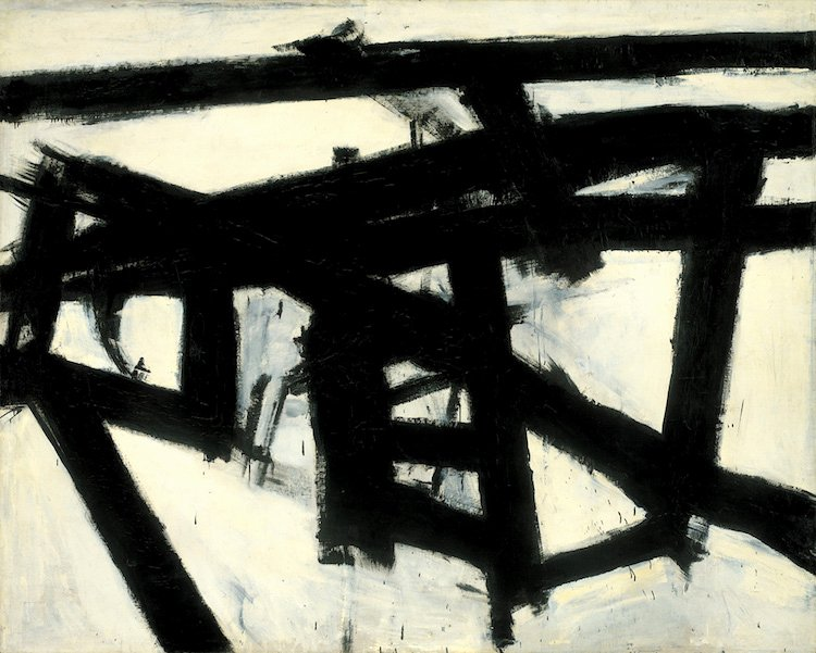 Black and White Abstract Painting Inspirational Abstract Artists who Transformed Painting with their Abstract Art