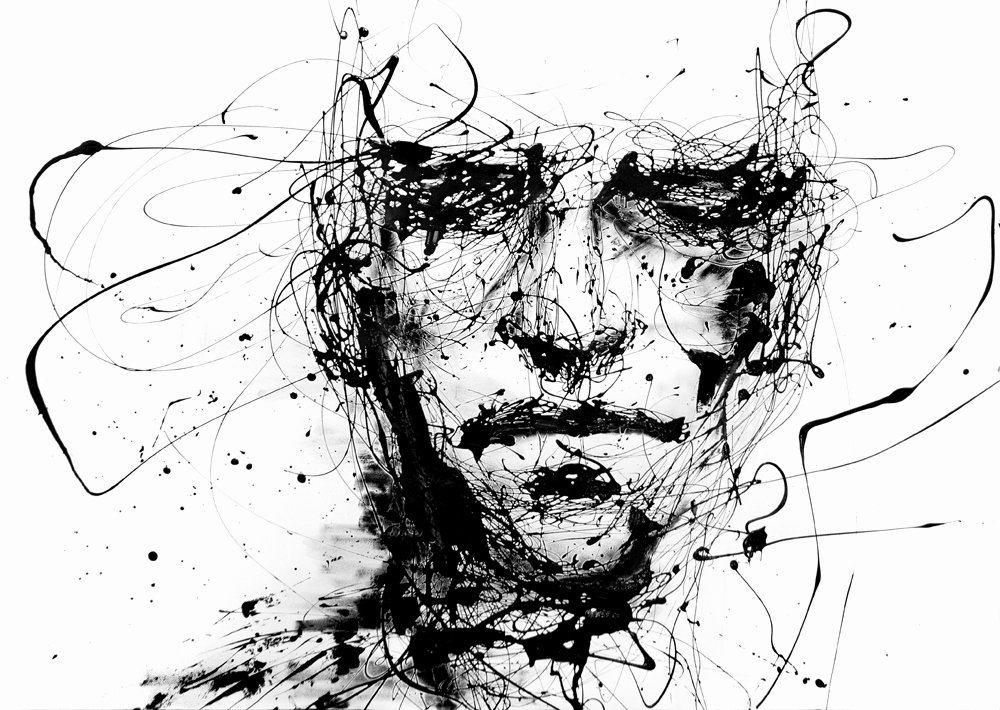 Black and White Abstract Painting Inspirational Black and White Abstract Drawings 18 Hd Wallpaper Hdblackwallpaper