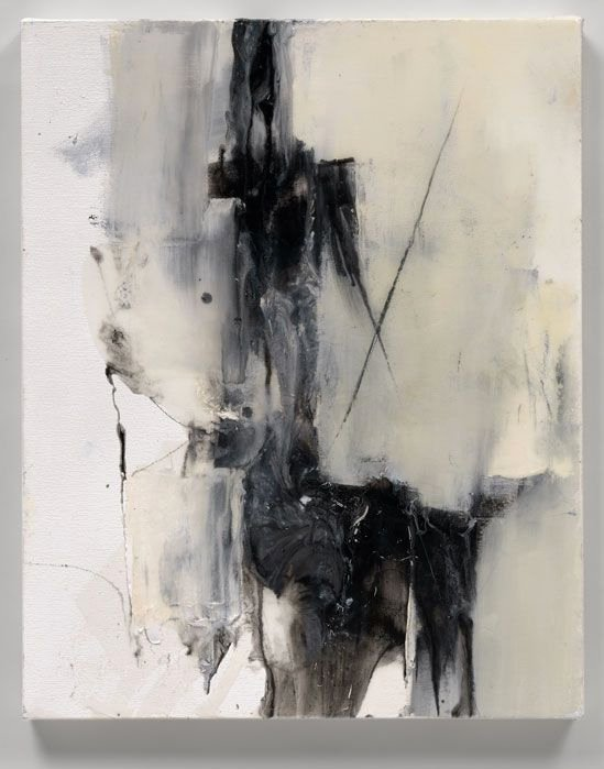 Black and White Abstract Painting Lovely Black & White Abstract Art Inspo