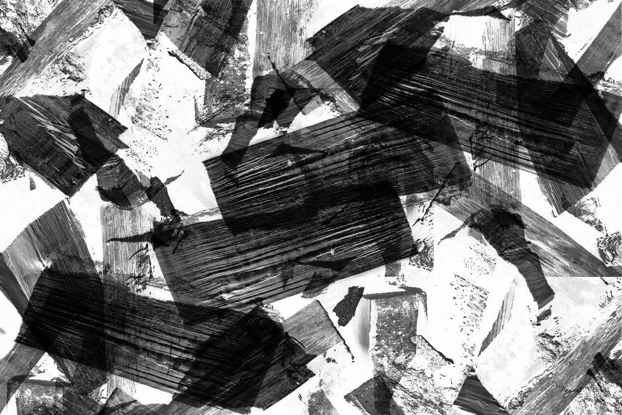Black and White Abstract Paintings Beautiful Black and White Abstract Art 6 Desktop Background