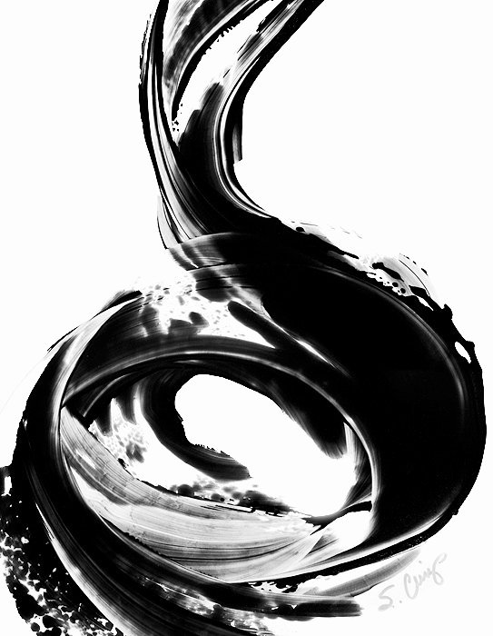 Black and White Abstract Paintings Elegant Black and White Painting Bw Abstract Art Artwork High Contrast