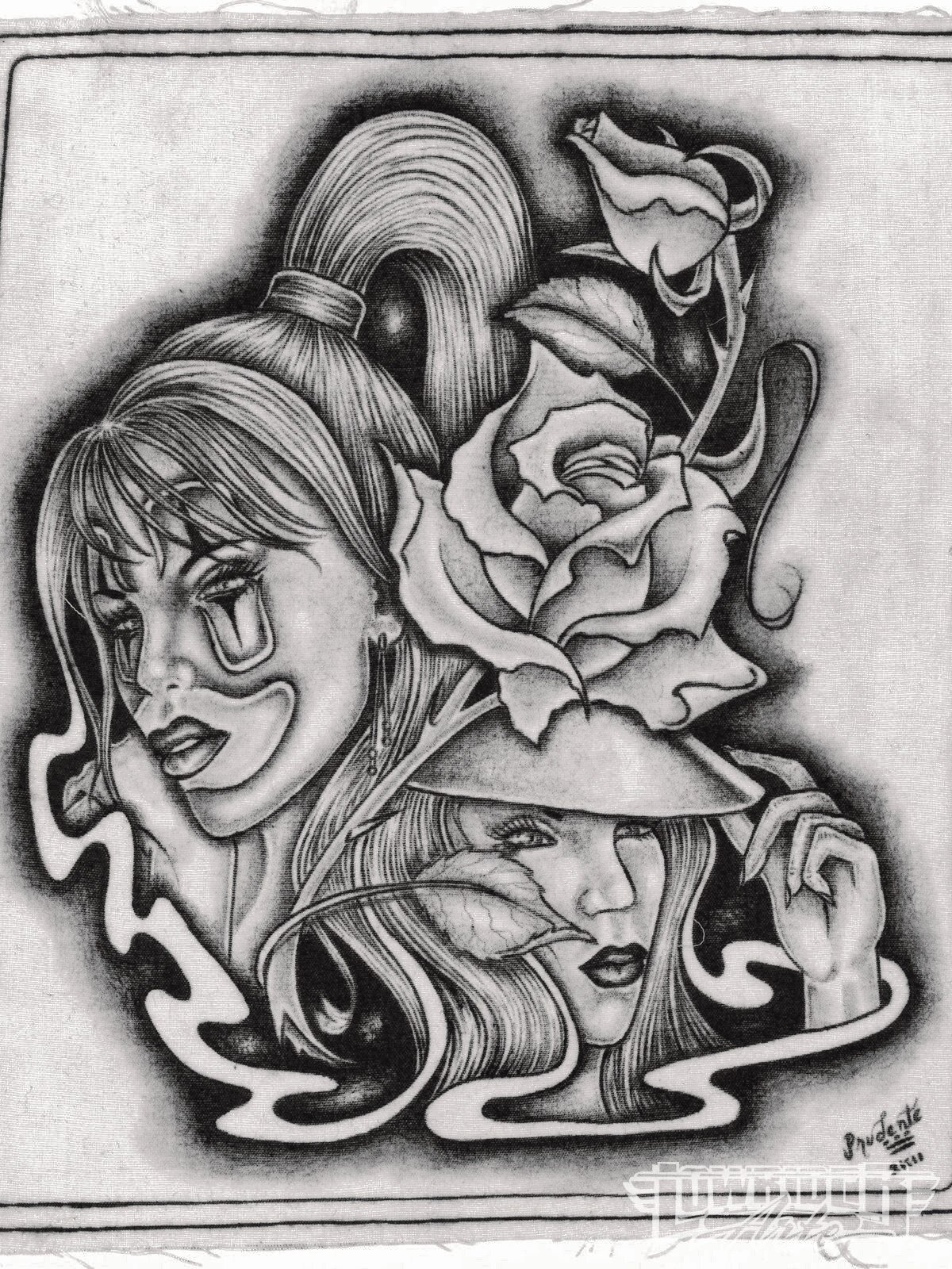 Black and White Drawings Awesome August September 2012 Black and White Art Lowrider Arte Magazine