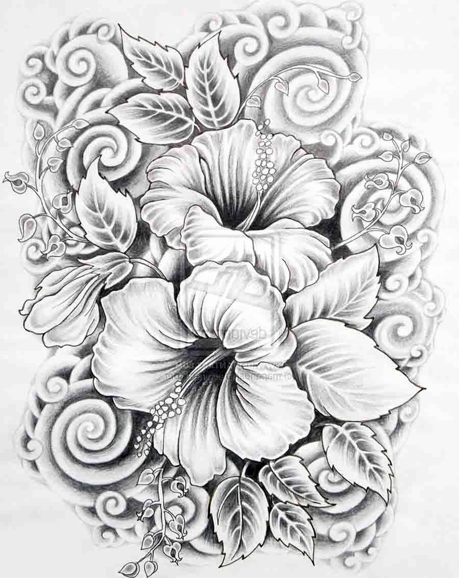 Black and White Flower Drawing New Hearts and Rose Black and White Drawings Google Search My Tattoos I Want