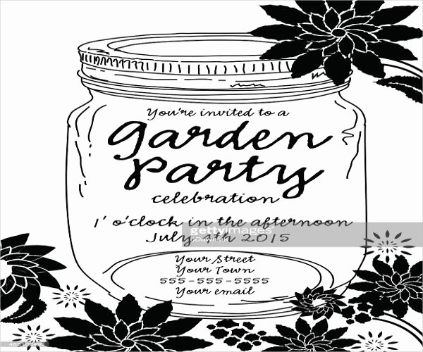 Black and White Invitation Beautiful 12 Black and White Party Invitations Psd Ai Vector Eps Word