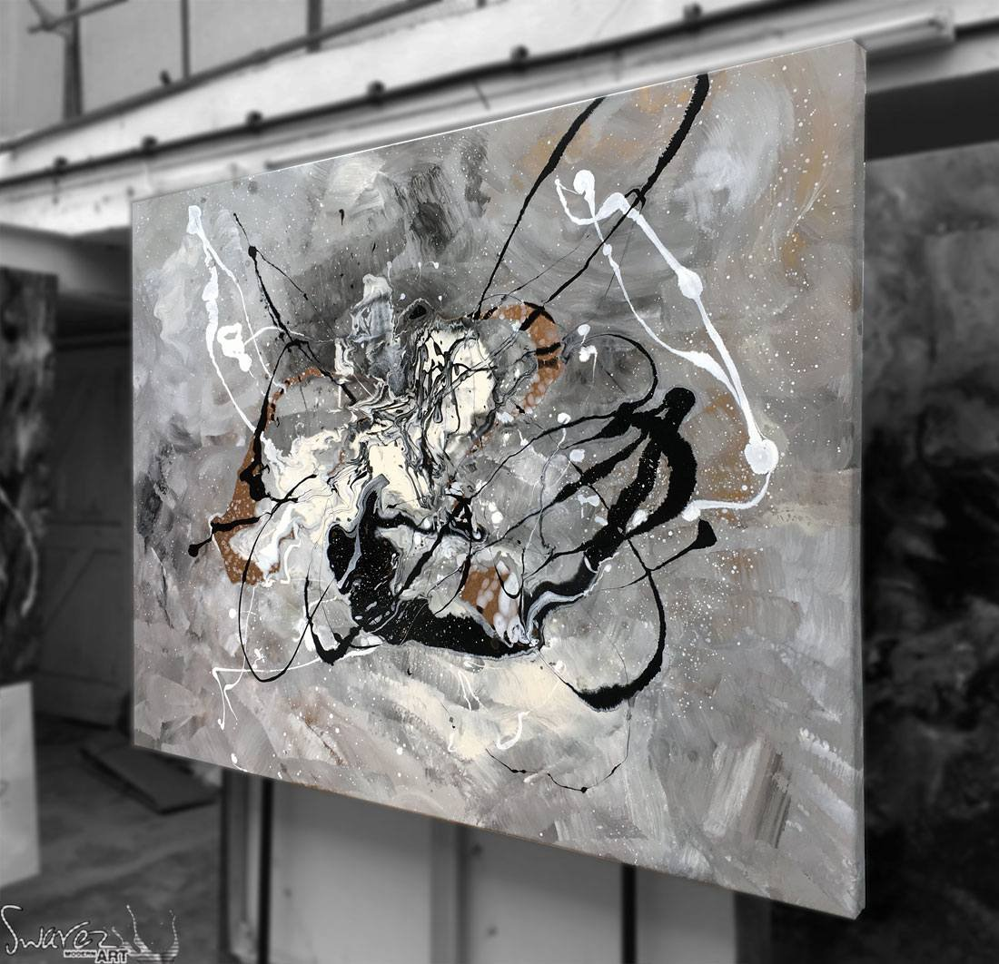 Black and White Paintings Best Of Modern Art for Sale and Big Abstract Paintings by Swarez