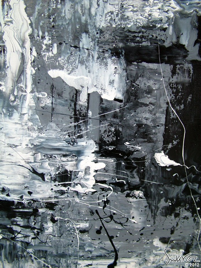 Black and White Paintings Luxury Black and White Abstract Art