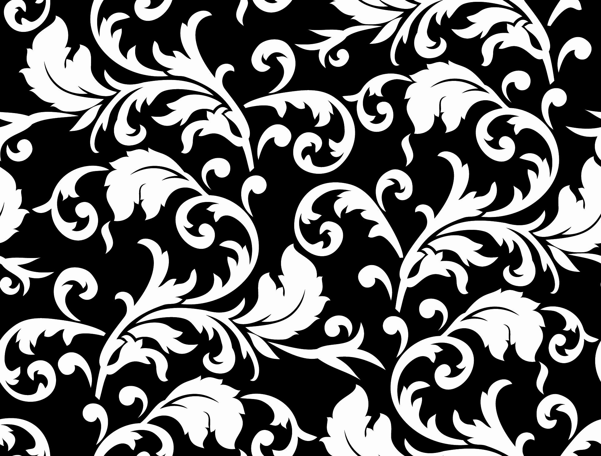 Black and White Pattern Best Of Black and White Floral Patterns Flower Patterns