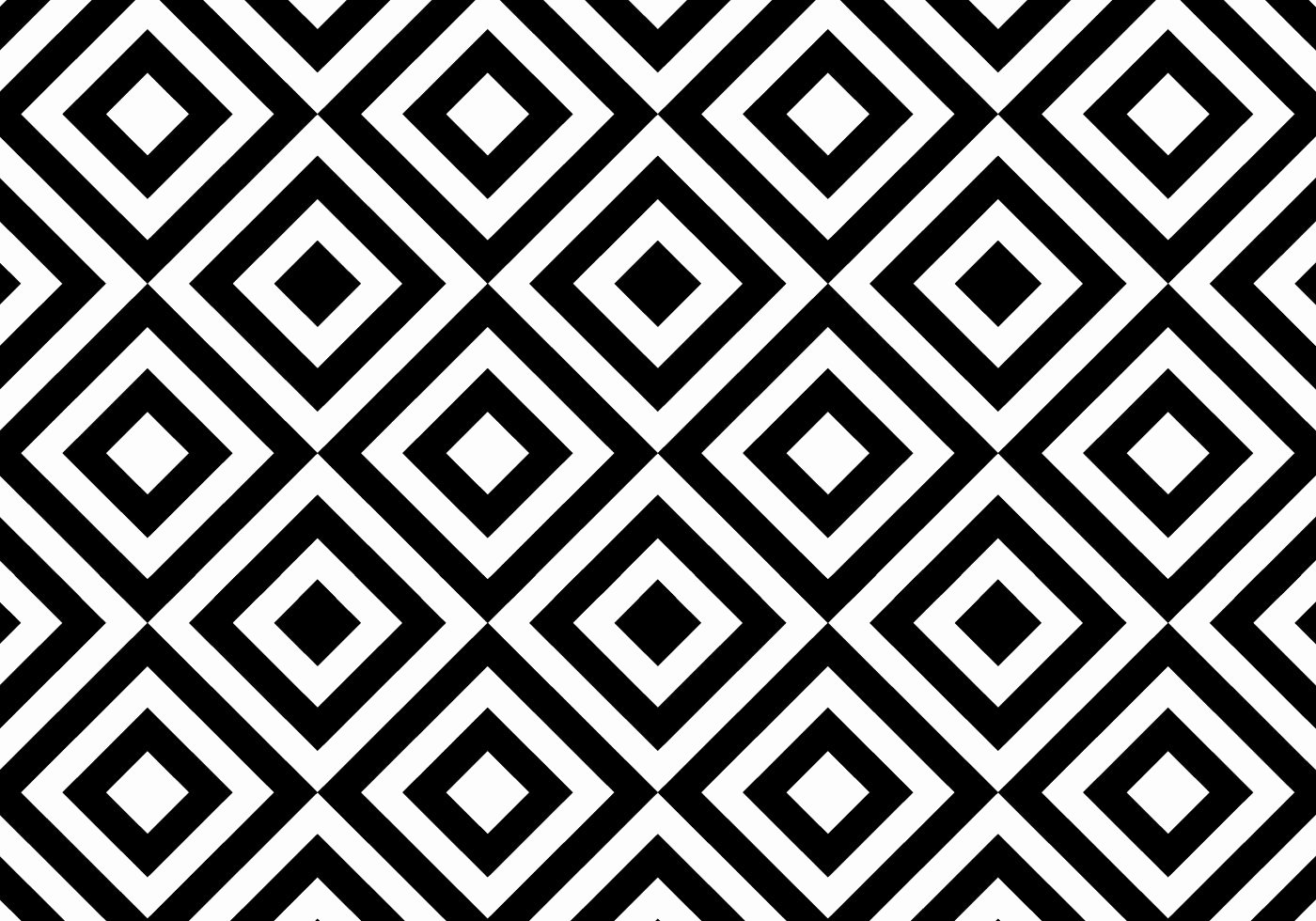 Black and White Pattern Elegant Blake Squared Diamond Pattern Download Free Vector Art Stock Graphics &
