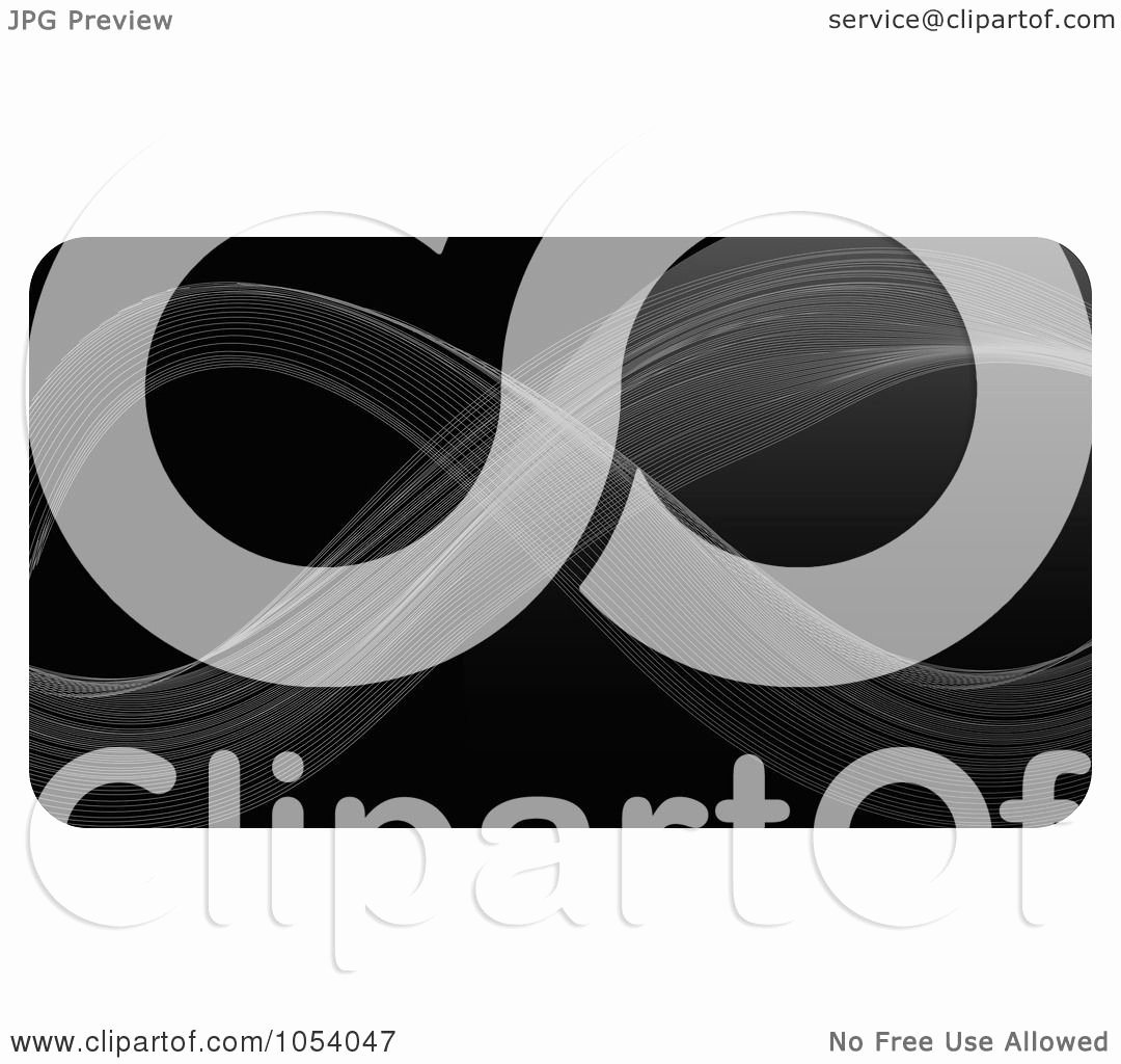 Black Business Card Background New Royalty Free Vector Clip Art Illustration Of An Abstract Black Business Card Background
