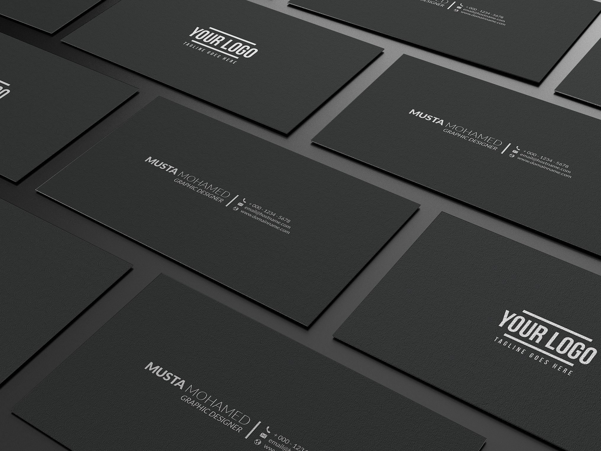 Black Business Card Template Inspirational Black Business Cards Inspiration Cardfaves