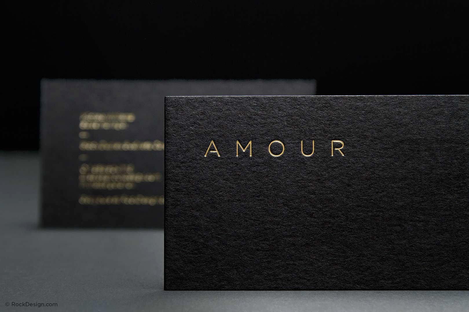 Black Business Card Template Luxury Free Online Elegant Card Templates