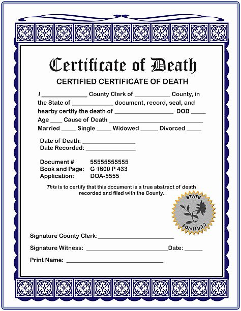 Blank Autopsy Report Template Beautiful Royalty Free Death Certificate and Stock S istock