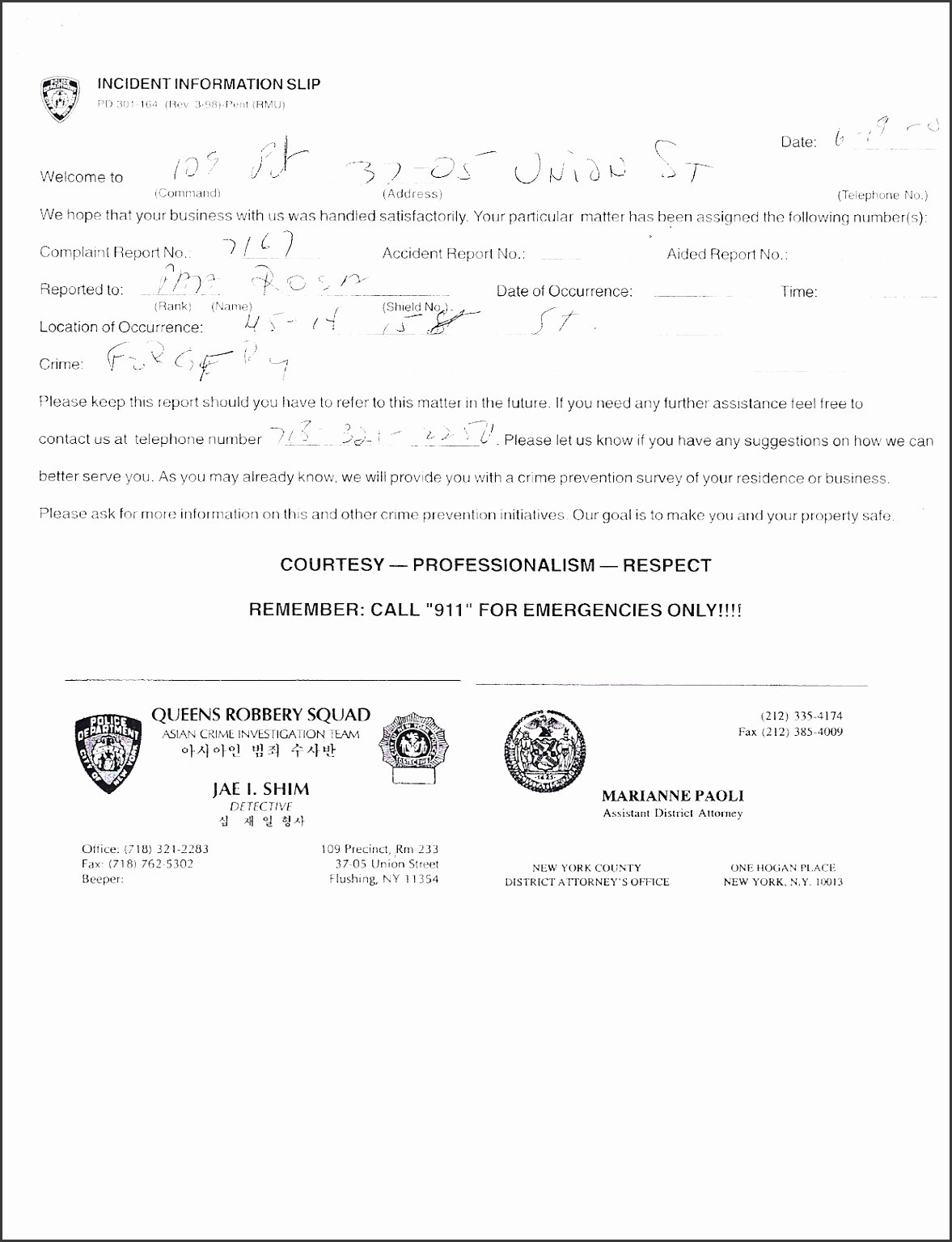 Blank Autopsy Report Template Best Of 6 Police Report Template Line Sampletemplatess Sampletemplatess