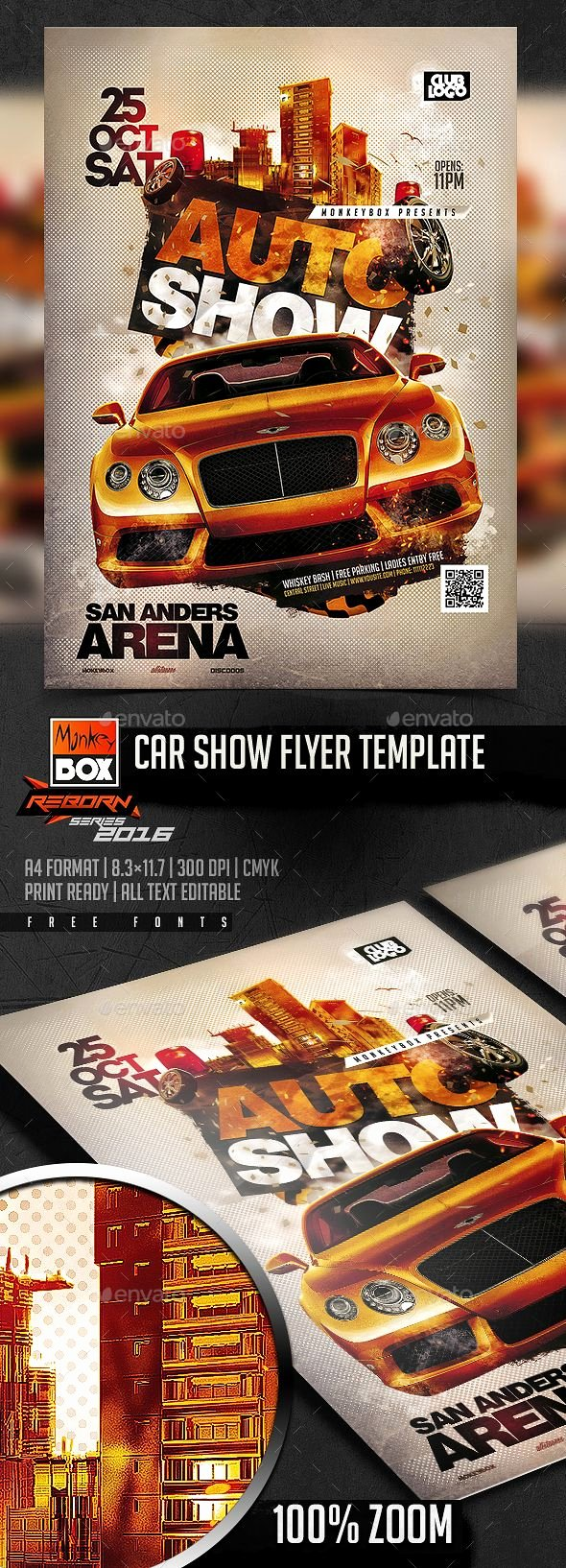 Blank Car Show Flyer Best Of Car Show Flyer Template