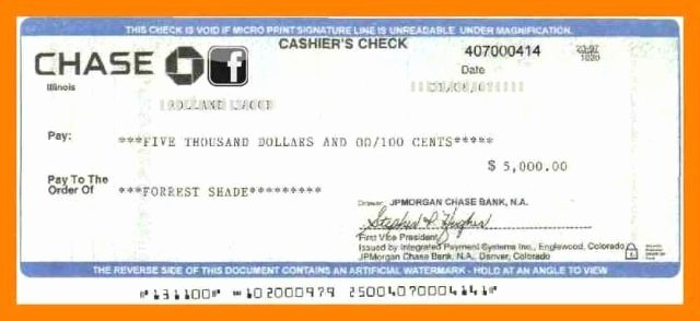 Blank Cashiers Check Template Elegant Check Clipart Money order 8 640 X 294