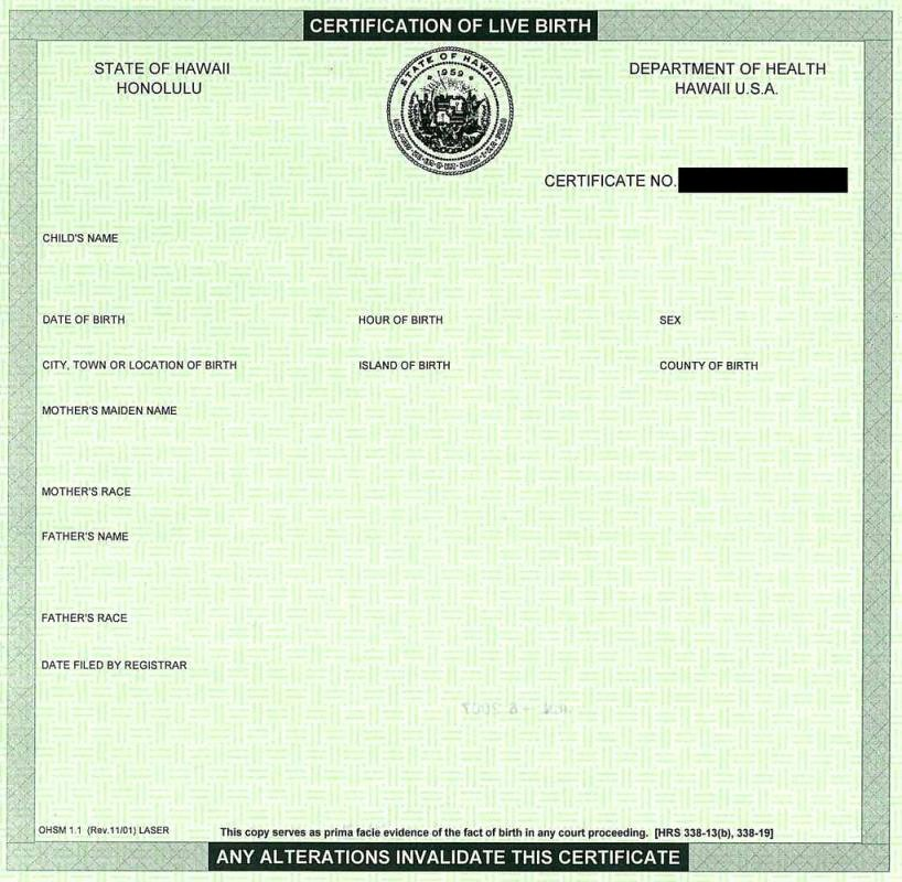 Blank Death Certificate Template Elegant Death Certificate Template