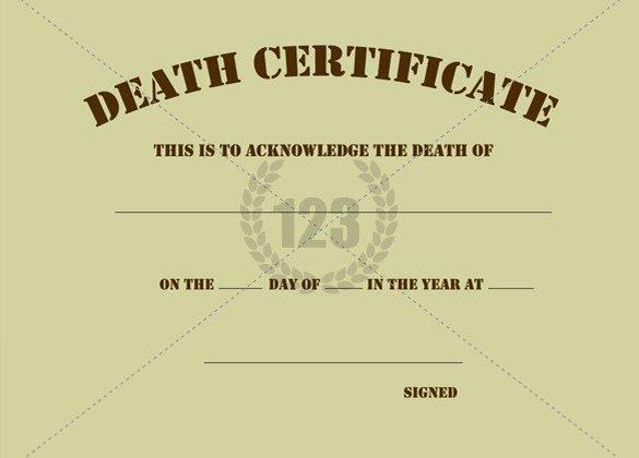 Blank Death Certificate Template Inspirational Procedure to Obtain Death Certificate In Delhi दिल्ली में जन्म प्रमाणपत्र जारी करने की