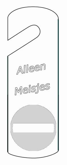 Blank Door Hanger Template Best Of Blank Door Hanger Template for Your Design Print and Cutout Patterns Pinterest