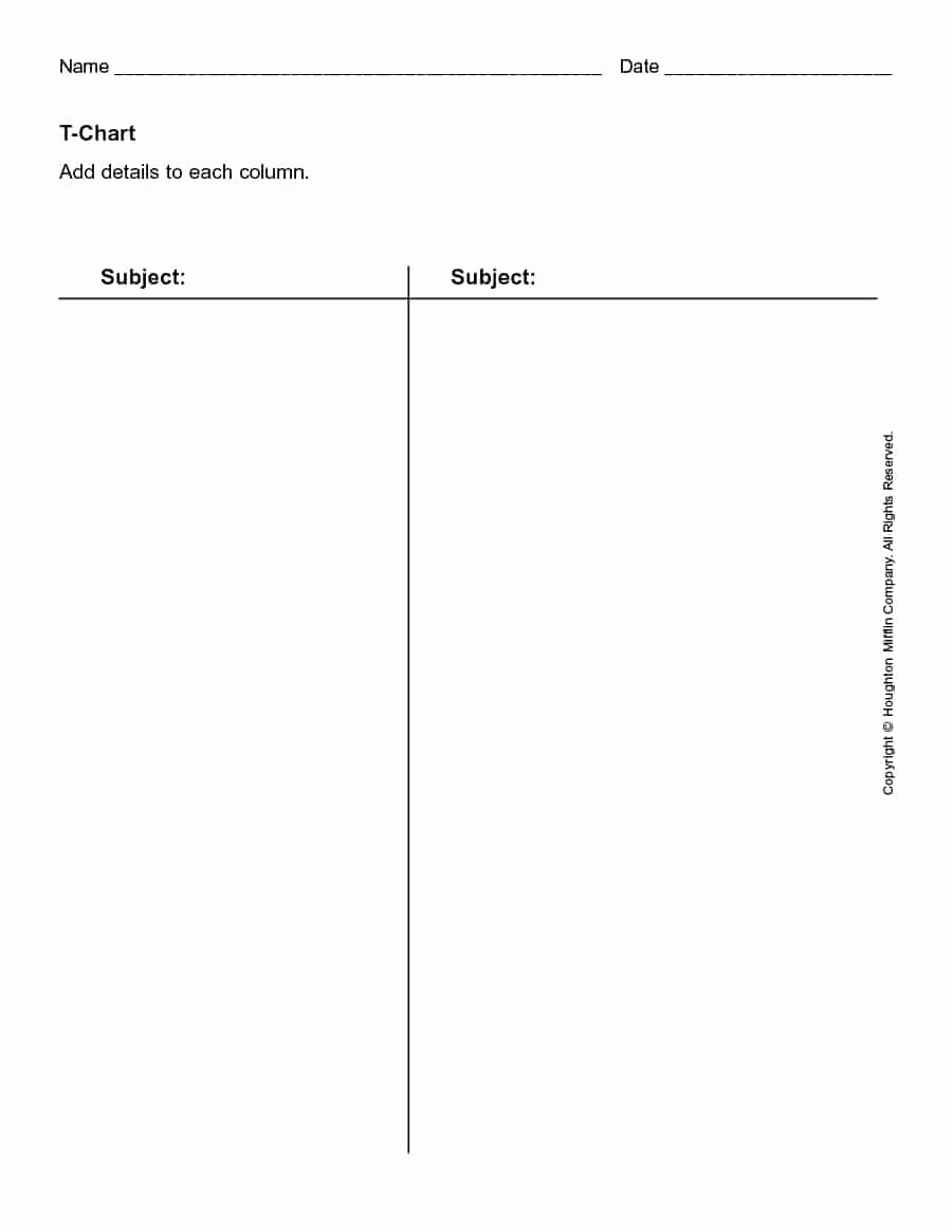 Blank Line Graph Template Lovely Blank T Chart