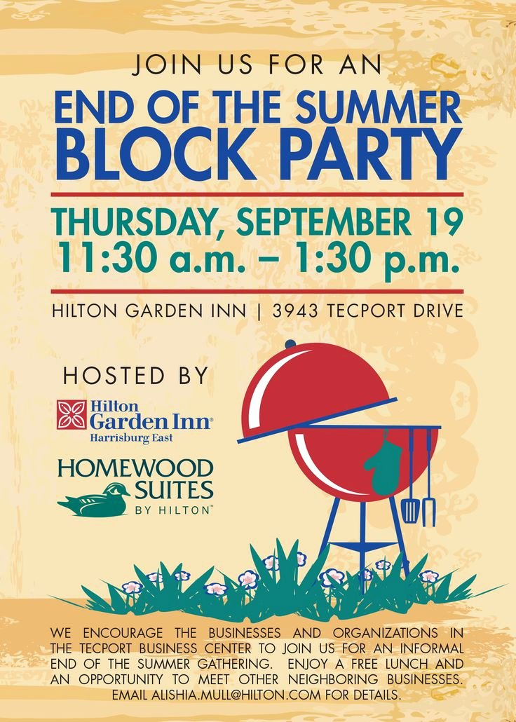 Block Party Flyer Template Free Unique 17 Best Ideas About Neighborhood Block Party On Pinterest
