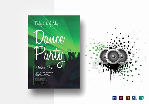 Block Party Flyer Templates Elegant 18 Amazing Block Party Flyer Designs Psd Ai Indesign