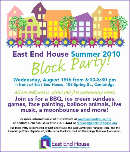 Block Party Flyers Templates Elegant Summer Block Party Games Food and Fun