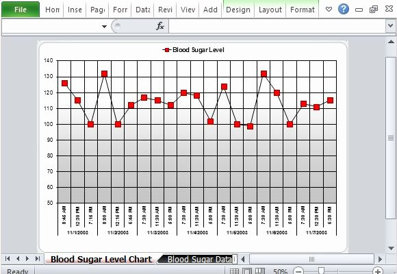 Blood Sugar Log Excel Best Of Free Excel Template for Tracking Blood Sugar Levels
