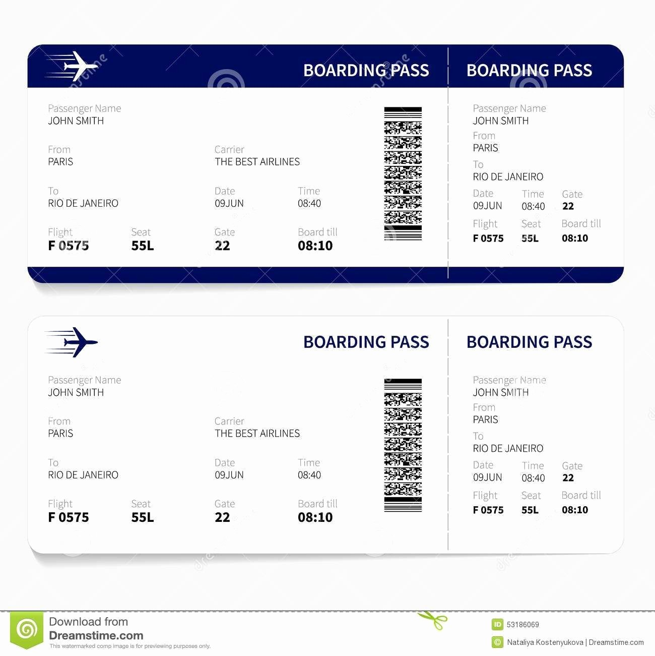 Boarding Pass Invitation Template Free Best Of Fake Boarding Pass Boarding Pass Template Free 16 Real Fake Boarding Pass Templates by Gtsak