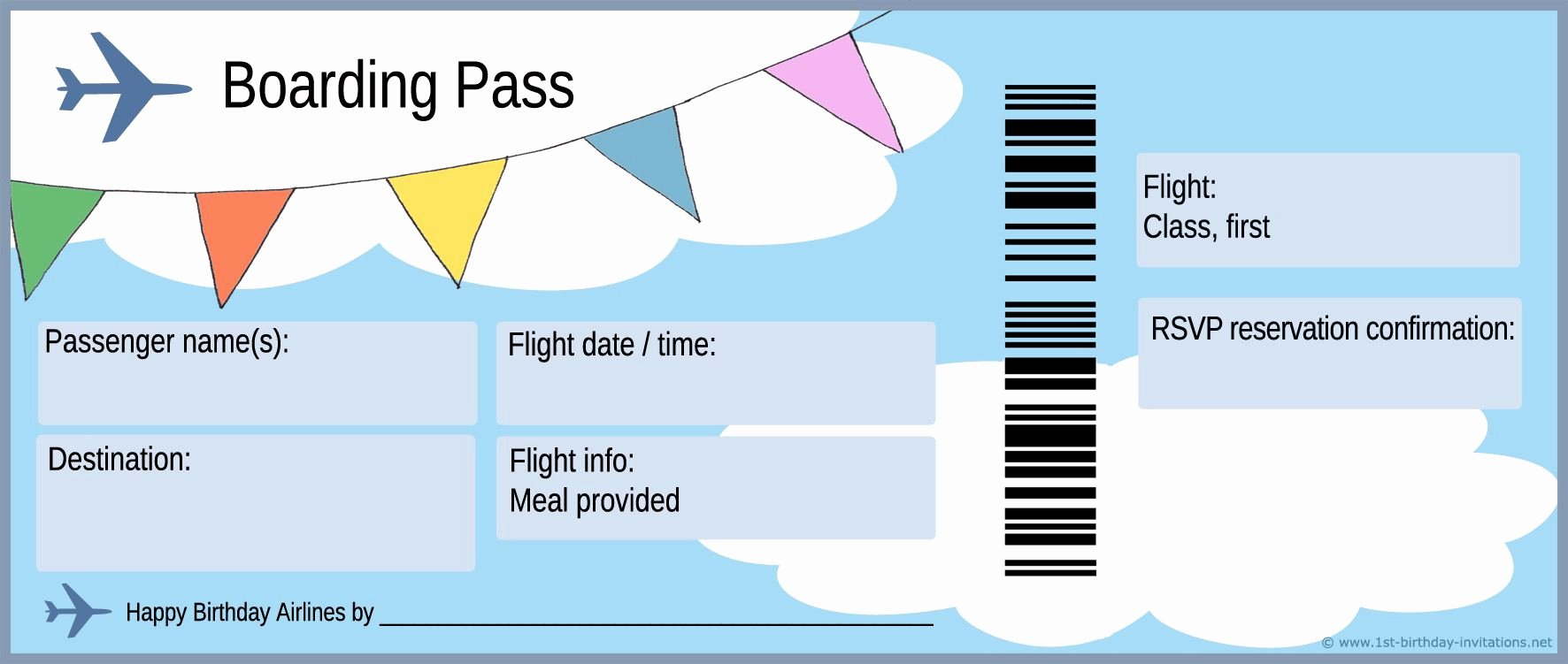 Boarding Pass Invitation Template Free Luxury Free Boarding Pass Template Google Search