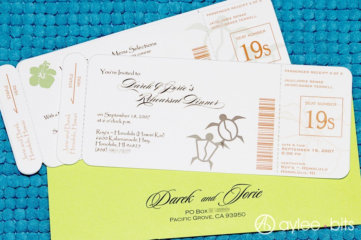 Boarding Pass Invitation Template Luxury Diy Boarding Pass Invitation Save the Date