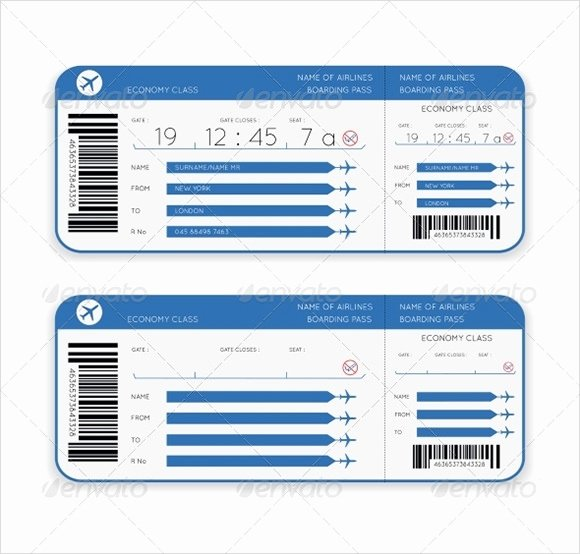 Boarding Pass Template Photoshop Fresh Free 15 Boarding Pass Samples In Pdf Psd Vector