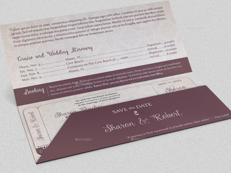 Boarding Pass Wedding Invitations Template Best Of Wedding Boarding Pass Invitation Template by Godserv2