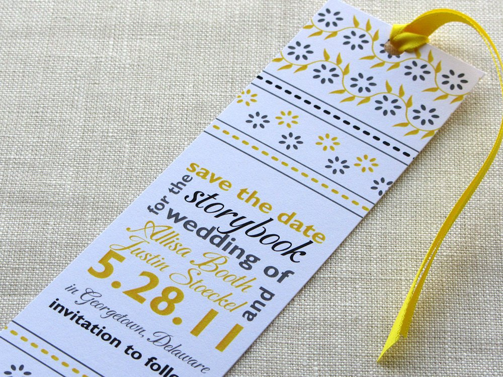 Bookmark Save the Date Best Of Bookmark Save the Date Book theme Wedding Indian Block
