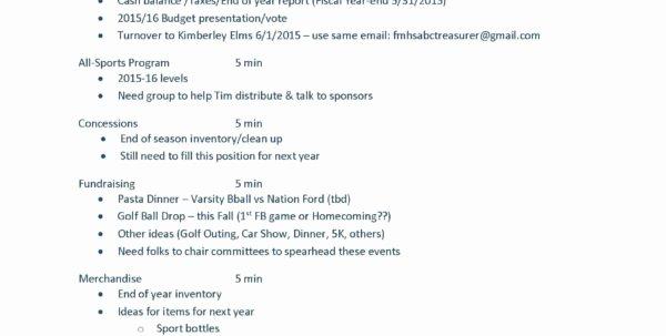 Booster Club Treasurer Report Template New Booster Club Financial Spreadsheet Google Spreadshee Booster Club Financial Spreadsheet