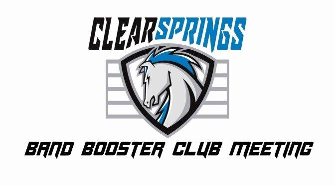Booster Club Treasurer Report Template New Meeting