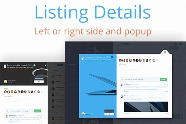 Bootstrap social Network Template Inspirational 15 social Network Bootstrap themes & Templates