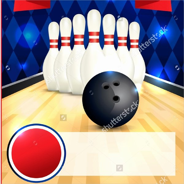 Bowling Flyer Template Free Unique 16 Bowling Flyer Templates Psd Ai Indesign