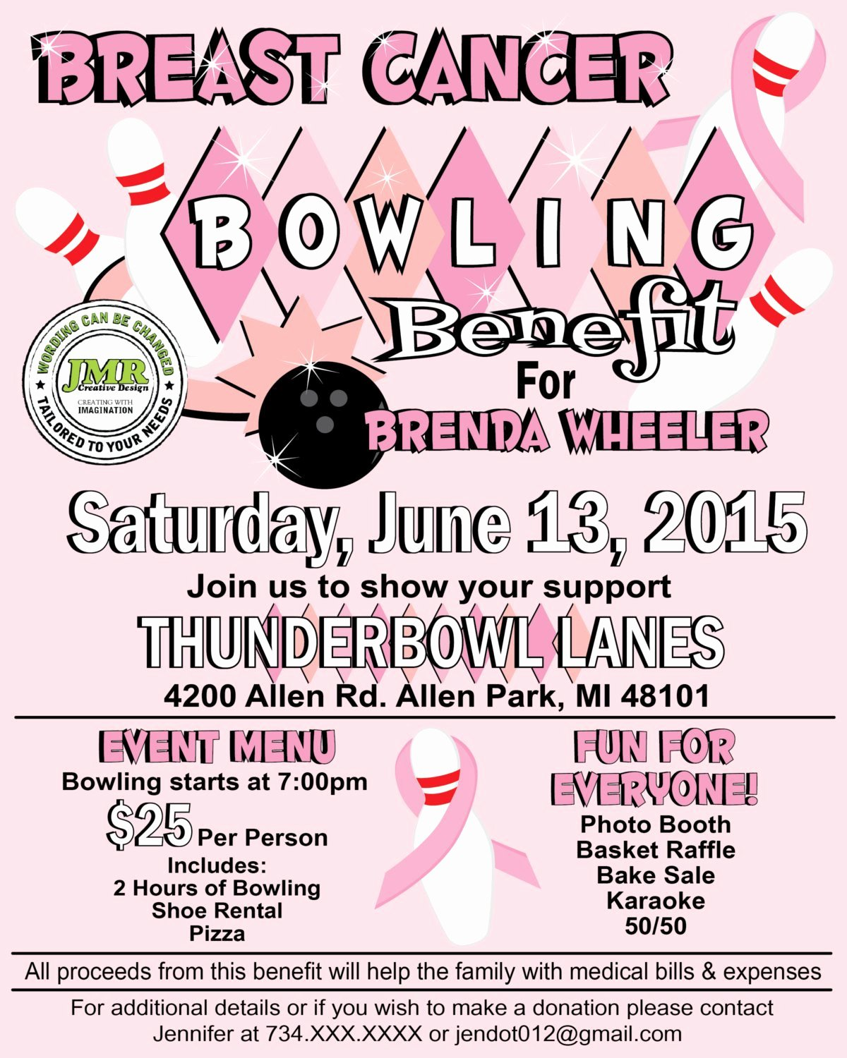 Bowling Fundraiser Flyer Template Luxury 28 Beautiful Bowling Fundraiser Flyer Template