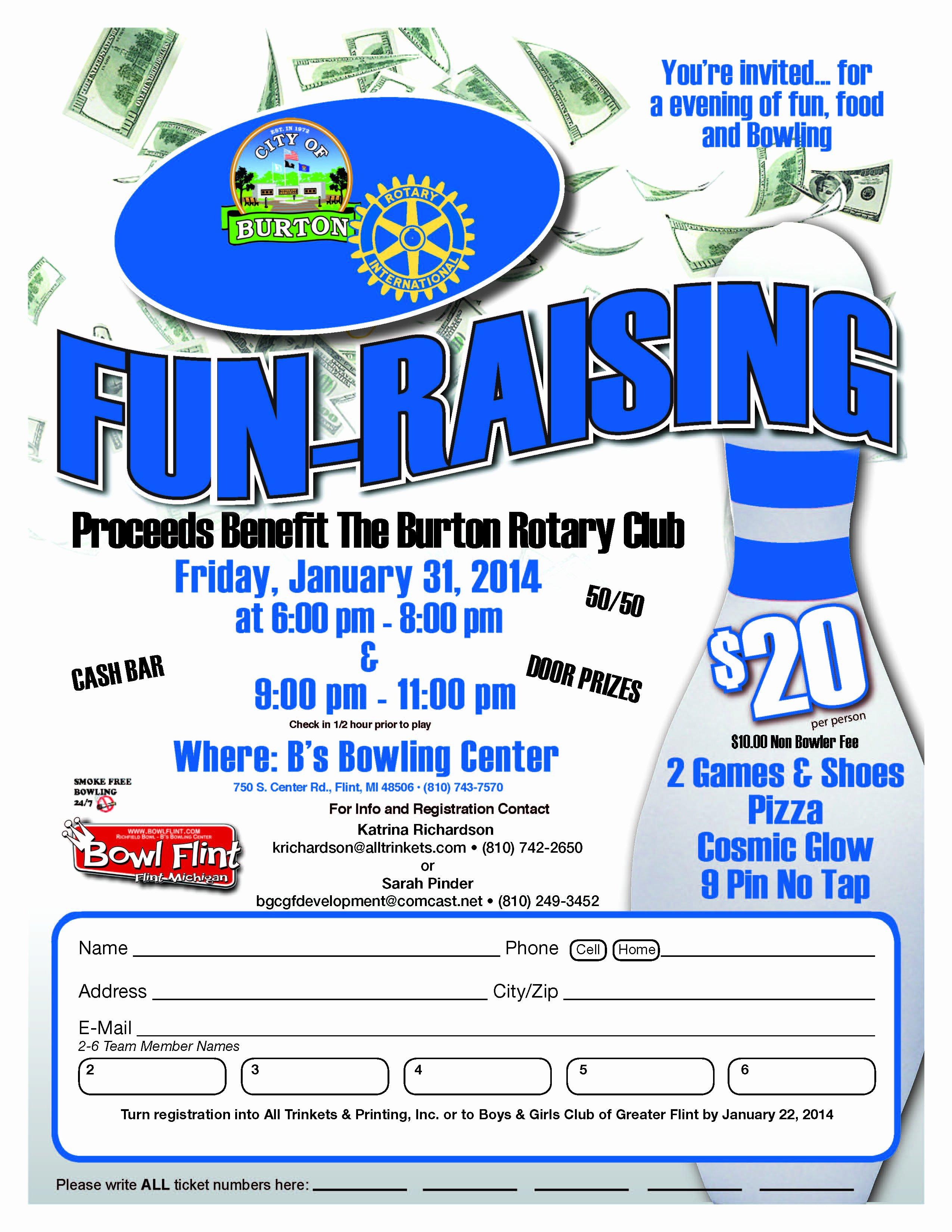 Bowling Fundraiser Flyer Template New 10 Best S Of softball Flyer Ideas softball Flyer Template Baseball Fundraiser Flyer